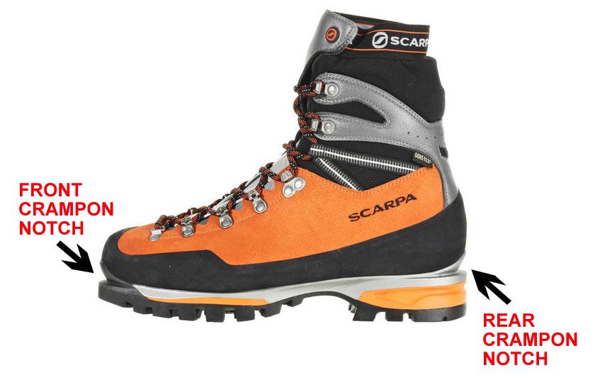 2ba34e00fcc Mountaineering Boot Resoles | LSR